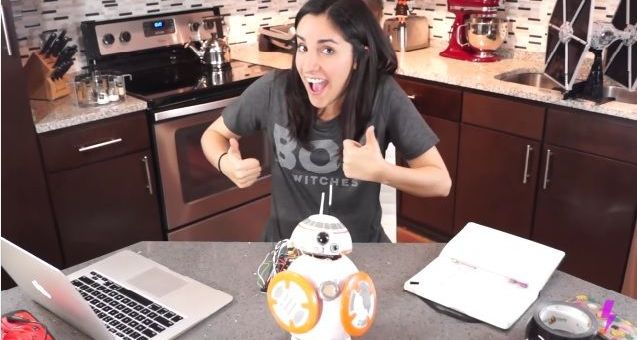 BB8 de Star Wars