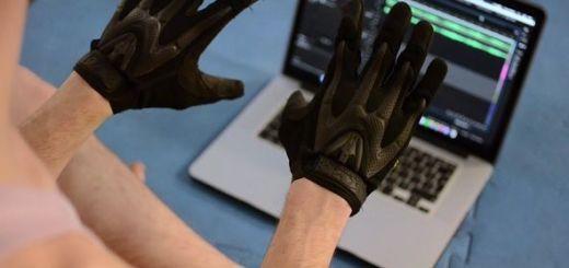 sondwave - Soundwave, unos guantes con los que hacer tu propia música