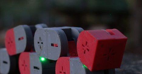 robot modular