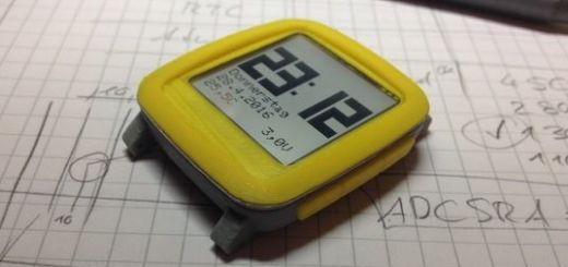smartwatch DIY