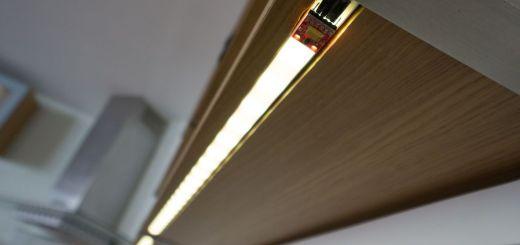 controlaluces - Enciende las luces de la cocina y controla su luminosidad con gestos