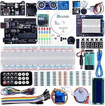 elegoon Ofertas Black Friday en Arduino, Raspberry Pi, Drones y robots