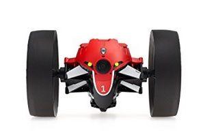 parrot-rojo Ofertas Black Friday en Arduino, Raspberry Pi, Drones y robots