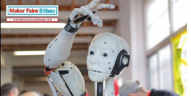 robotbmf - Seguimos con el otoño maker, esta vez le toca a la Bilbao Maker Faire 2016