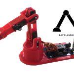 LittleArm-2C1-150x150 MINI3DDRUM, una batería impresa en 3D totalmente funcional