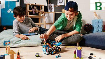 lego-boost2 LEGO's BOOST lo último de LEGO para enseñar programación