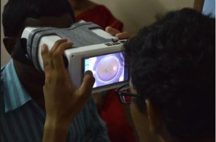 oio oftalmoscopio2 - OIO, un oftalmoscopio de código abierto para vigilar la salud ocular
