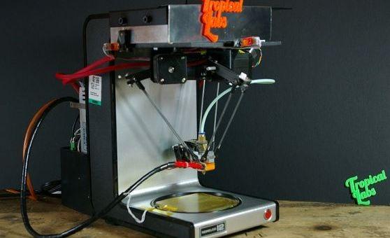 impresora 3D con Arduino