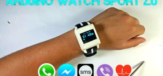 arduino watch sport 2.0