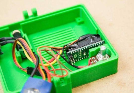 centrifugadora1-648x450 Extrae ADN en casa con esta centrifugadora fabricada con impresión 3D y Arduino