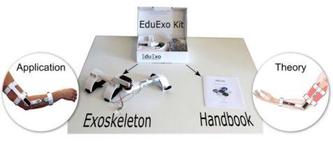 eduexo1 800x342 - EduExo, el primer kit de exoesqueleto robótico para la educación