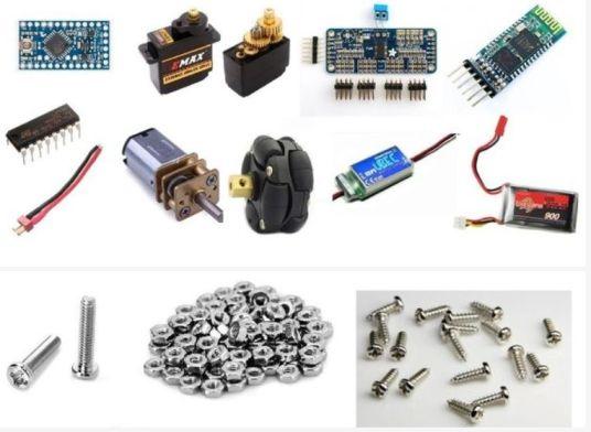 transformer1 615x450 - Spiderbot V2. Construye un Transformer con Arduino e impresión 3D