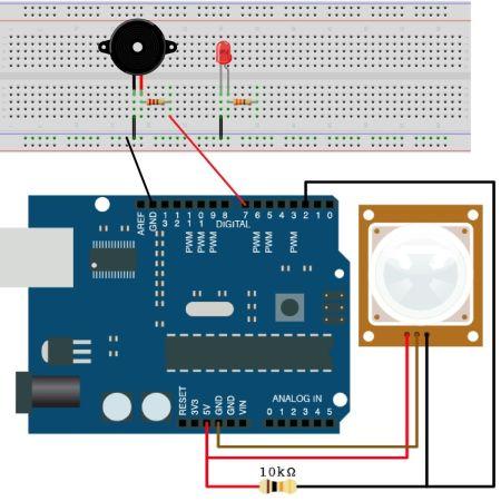 sensorpirtodo 450x450 - Tutorial para saber como se usa un sensor de movimiento PIR