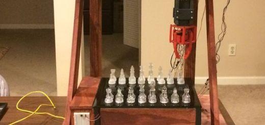 ajedrez arduino
