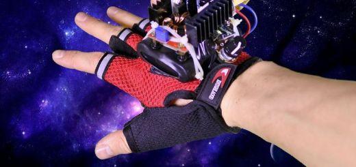 guante arduino nano - Para el tiempo y contrólalo con este guante y tu Arduino Nano