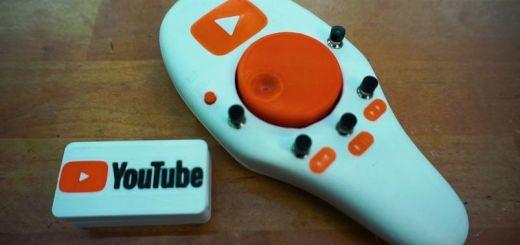 youtube ardiuno1 - Construye un control remoto para YouTube y Netflix con Arduino e impresión 3D