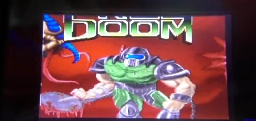 doom - Vuelve a jugar al clásico Doom pero en Realidad Virtual gracias a Raspberry Pi y Arduino