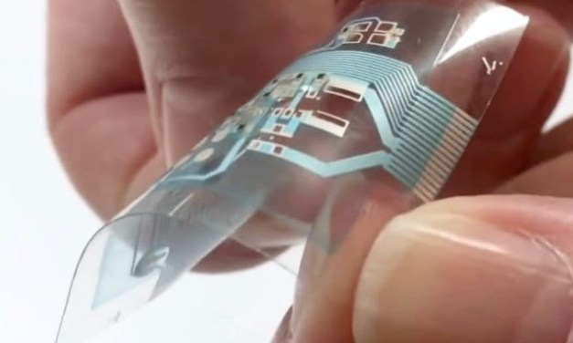 Se presenta un Prototipo Flexible de Arduino
