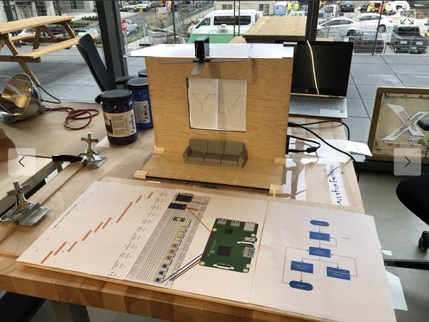 casa de muñecas inteligente 2 - Cómo construir una casa de muñecas con Internet de las cosas