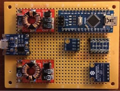 diferentes sensores fantasma - Cómo fabricar un detector de Fantasmas con Raspberry Pi y Arduino