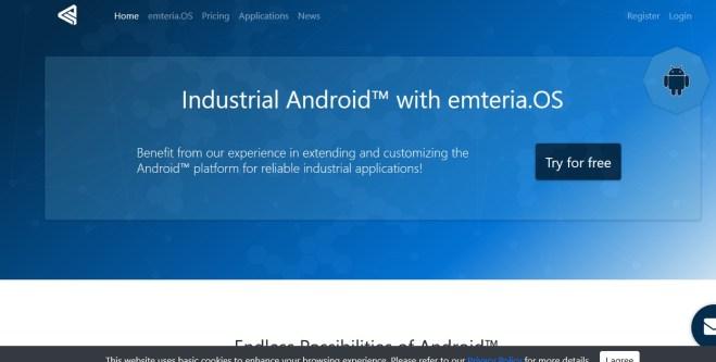emteria - Cómo instalar Google Android en tu Raspberry Pi