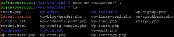 wordpress raspberry pi - Cómo alojar un sitio web de WordPress en Raspberry Pi