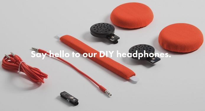 Imprime en 3D tus propios Auriculares 3D print+ DIY Kits