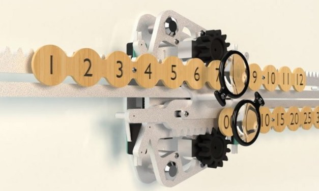 Cómo construir un reloj perpetuo con Arduino e Impresión 3D