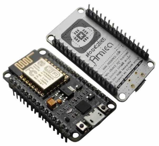NodeMCU version 2 - NodeMCU una plataforma para IOT de código abierto