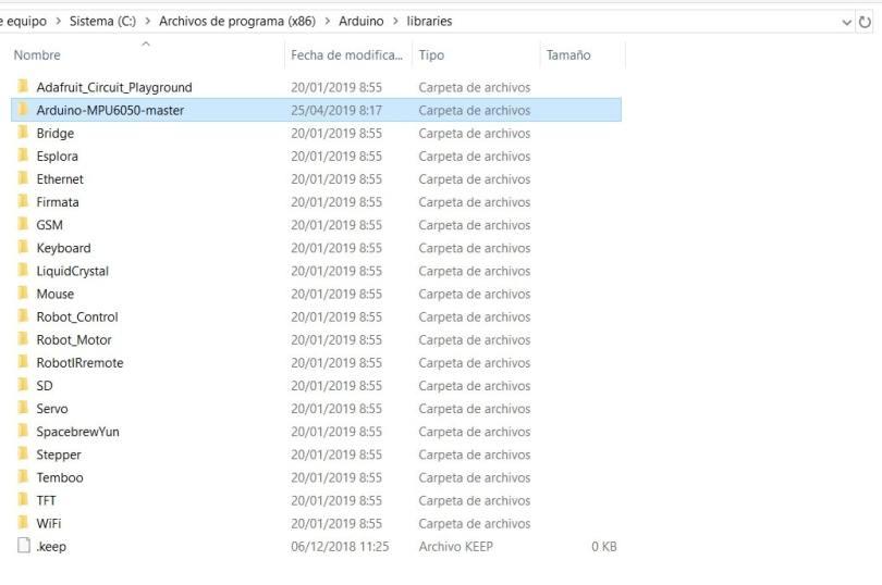 instalando libreria gps en Arduino - Añadiendo una nueva librería al IDE de Arduino y como usarla