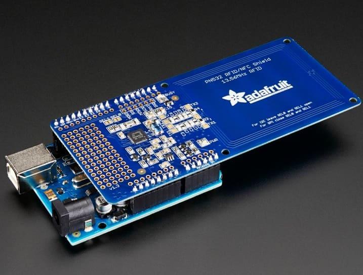 Proyectos RFID con Arduino