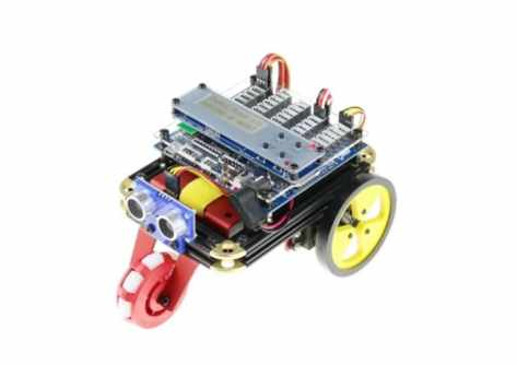 emoro robot kit - Los Mejores motores paso a paso para Arduino