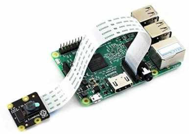 modulo oficial cámara Raspberry pi NoIR - Cómo Instalar una cámara en Raspberry Pi: Todo lo que necesitas saber