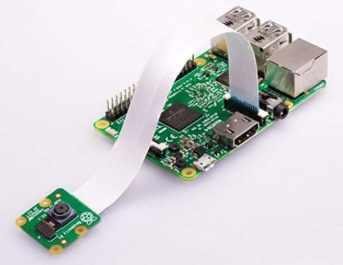 modulo oficial cámara Raspberry pi