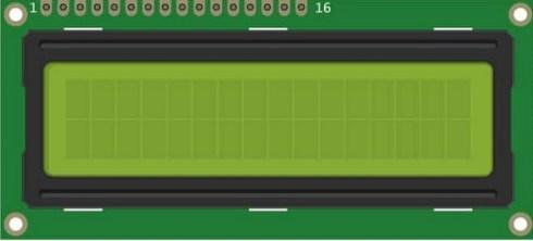 pinout pantalla lcd - Cómo usar un LCD de 16×2 caracteres con Arduino