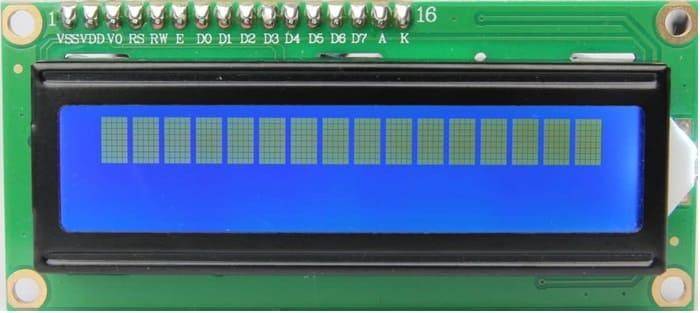 potenciometro pantalla LCD - Electrogeek