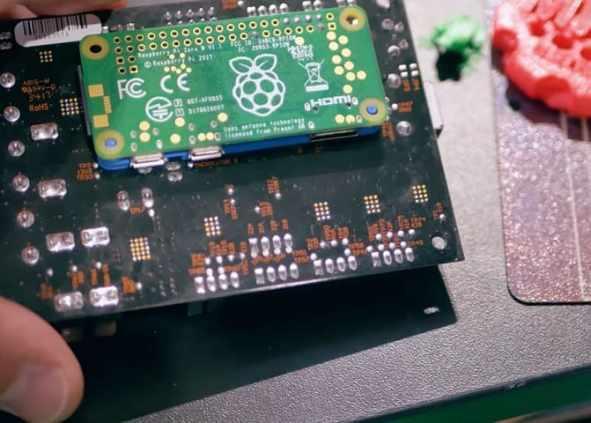 raspberry pi zero w para impresora - 5 actualizaciones de Prusa i3 MK3S imprescindibles