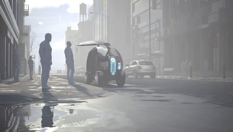 Loci en calle
