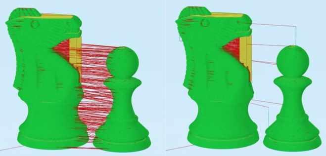 impresion continua y secuencial - Simplify3D, El mejor software 3D Slicer para impresoras 3D