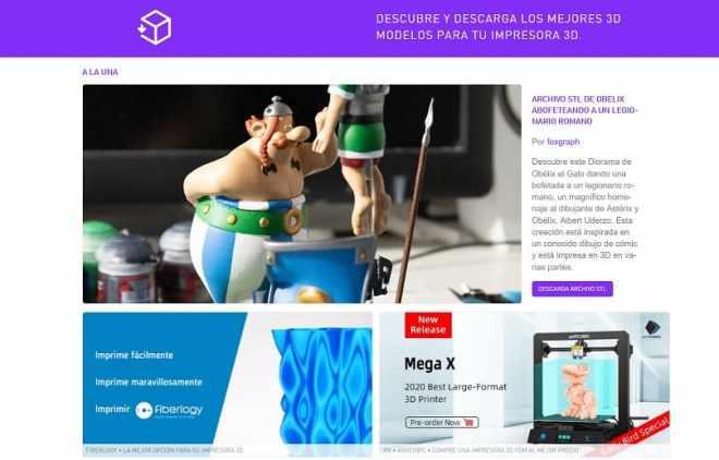cults - Las mejores alternativas a Thingserve para impresión en 3D