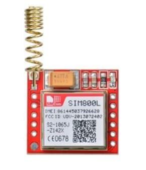 SIM800L GSM - Enviar Recibir SMS y llamar con el módulo SIM800L GSM y Arduino