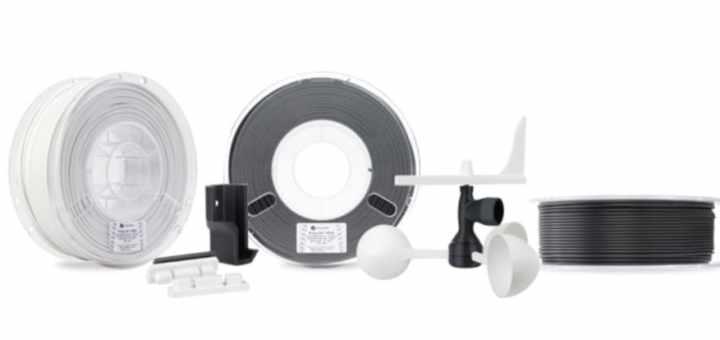 cómo imprimir con filamento ASA