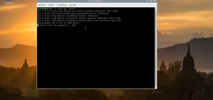 Cómo ejecutar Raspbian en una máquina virtual