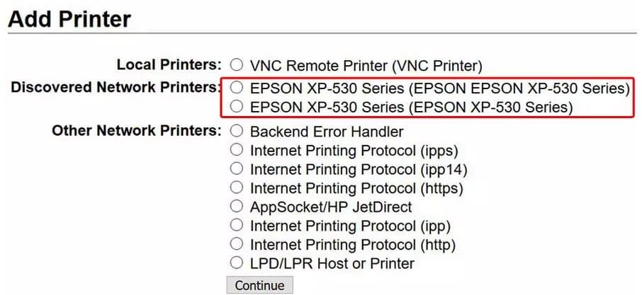 añadir impresora - Cómo añadir una impresora a tu Raspberry Pi en Raspbian (CUPS)