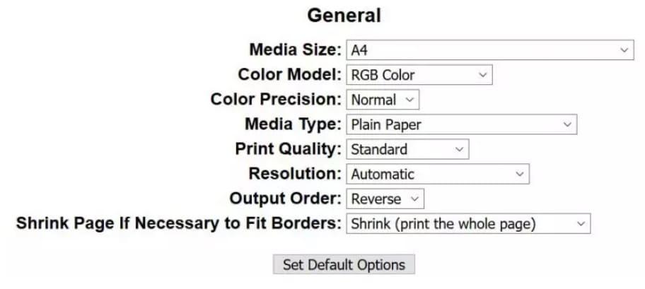 configuración impresora - Cómo añadir una impresora a tu Raspberry Pi en Raspbian (CUPS)