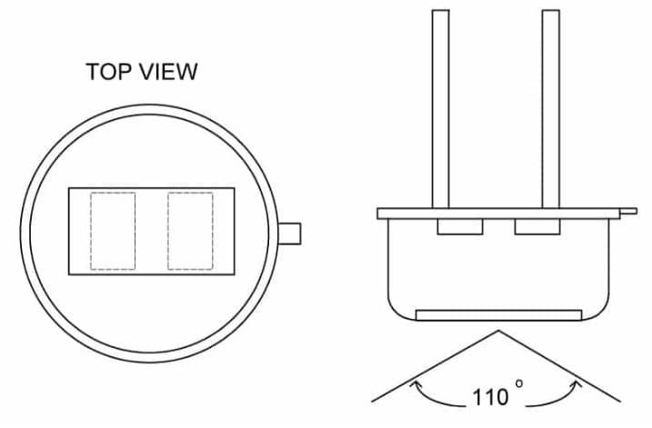 funcionamiento sensor de movimiento 2 - Cómo usar el sensor de movimiento HC-SR501 PIR con Arduino