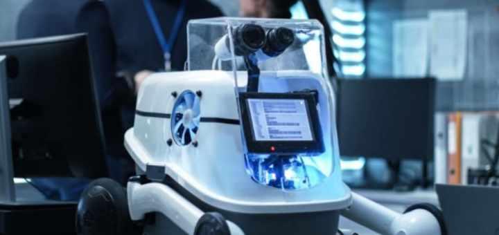ingenieria robótica