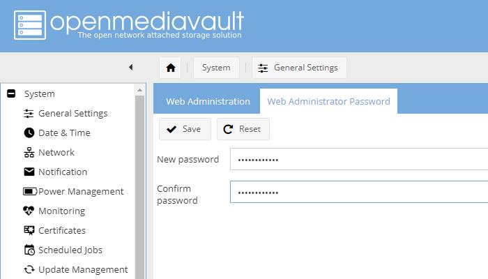 openmediavault5 guide e03 - Cómo convertir tu Raspberry Pi en NAS con OpenMediaVault