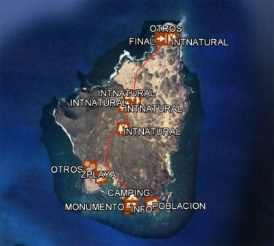 Gran Ruta 131 – Etapa 1 – Isla de Lobos