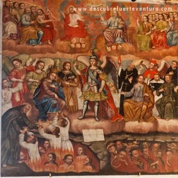 Cuadro de San Pedro de Alcántara